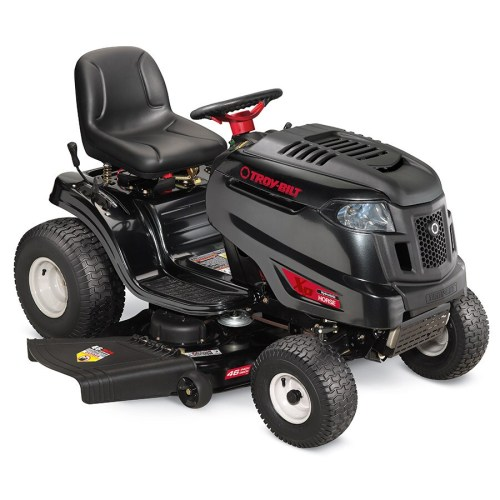 small resolution of troy bilt xp horse xp 20 hp hydrostatic 46 in riding lawn mower