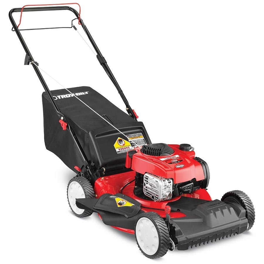 hight resolution of troy bilt tb200 150 cc 21 in self propelled gas lawn mower
