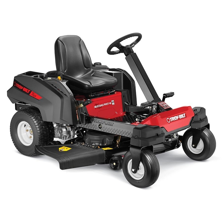 medium resolution of troy bilt xp mustang pivot 46 xp 22 hp v twin dual hydrostatic