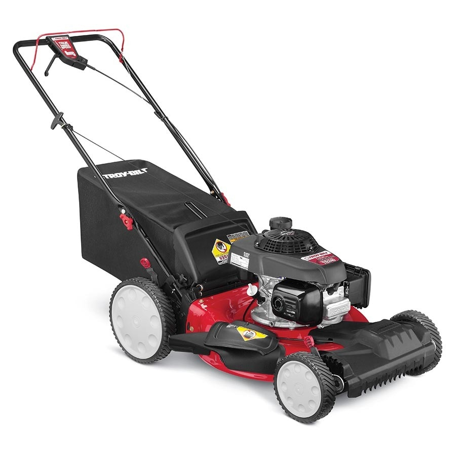 hight resolution of troy bilt tb240 160 cc 21 in self propelled gas lawn mower with honda engine