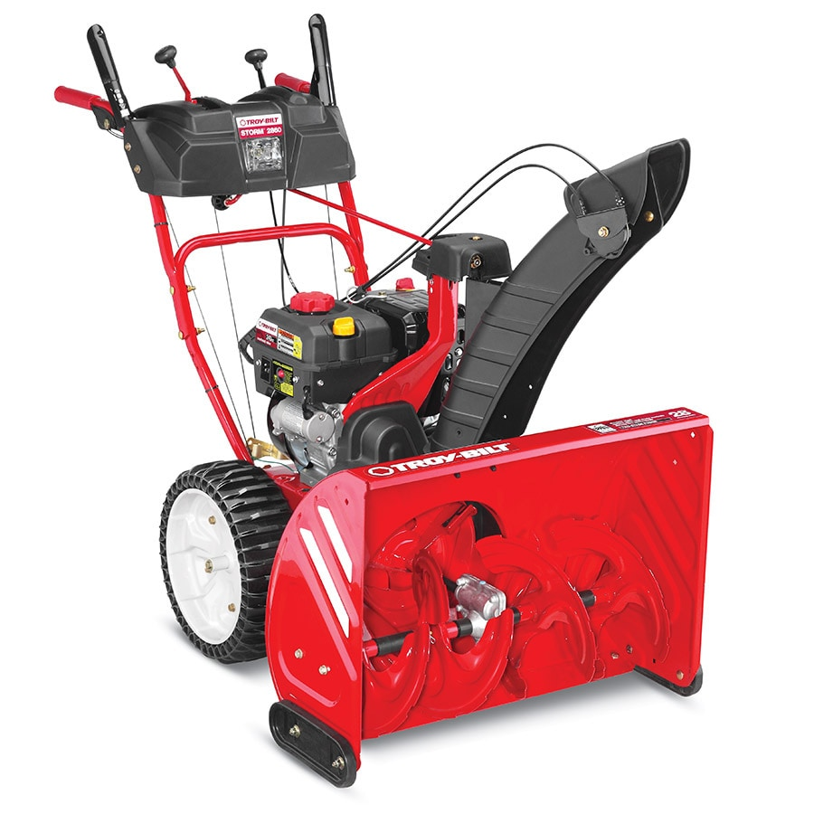 medium resolution of troy bilt storm 2860 28 in two stage gas snow blower self