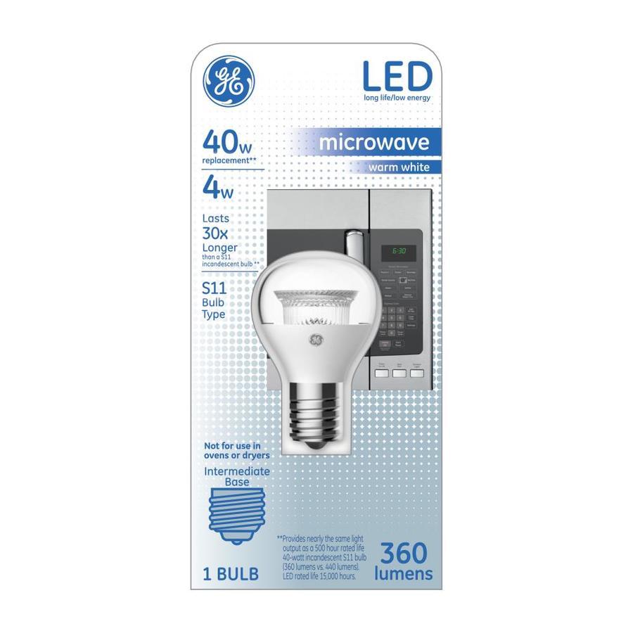 Kenmore Microwave Light Bulb