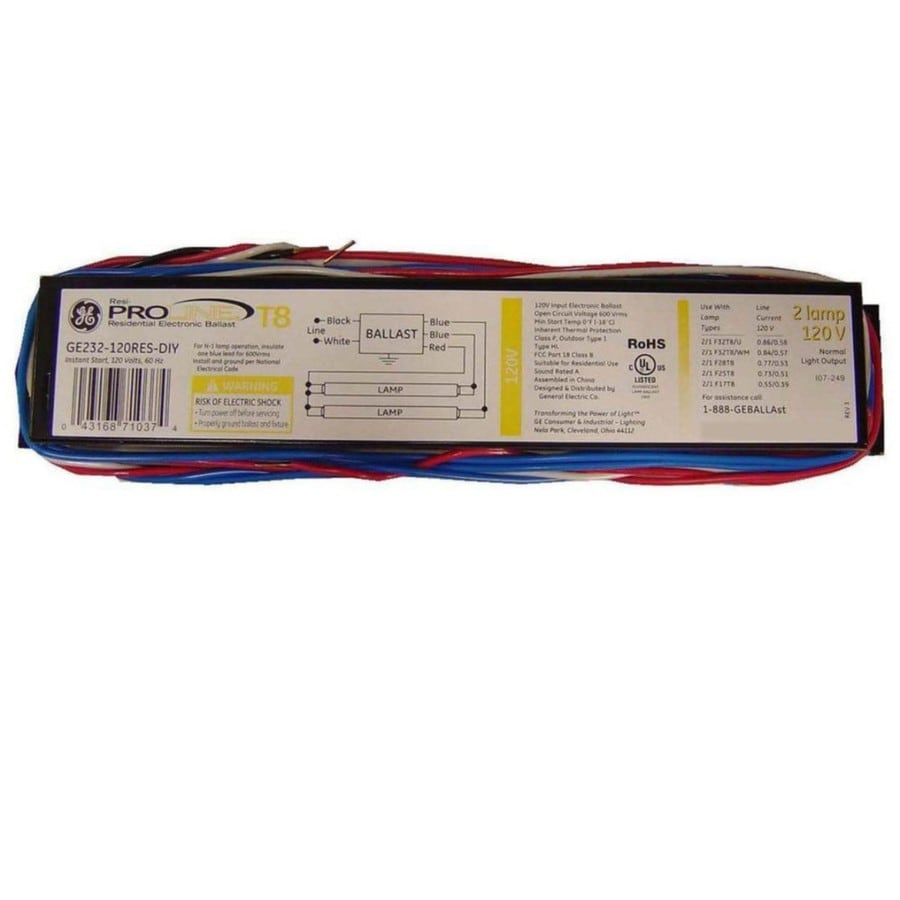 Lowes Ballast Kit