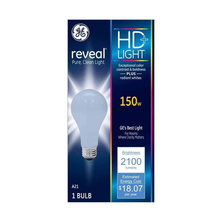 Reveal Light Bulbs