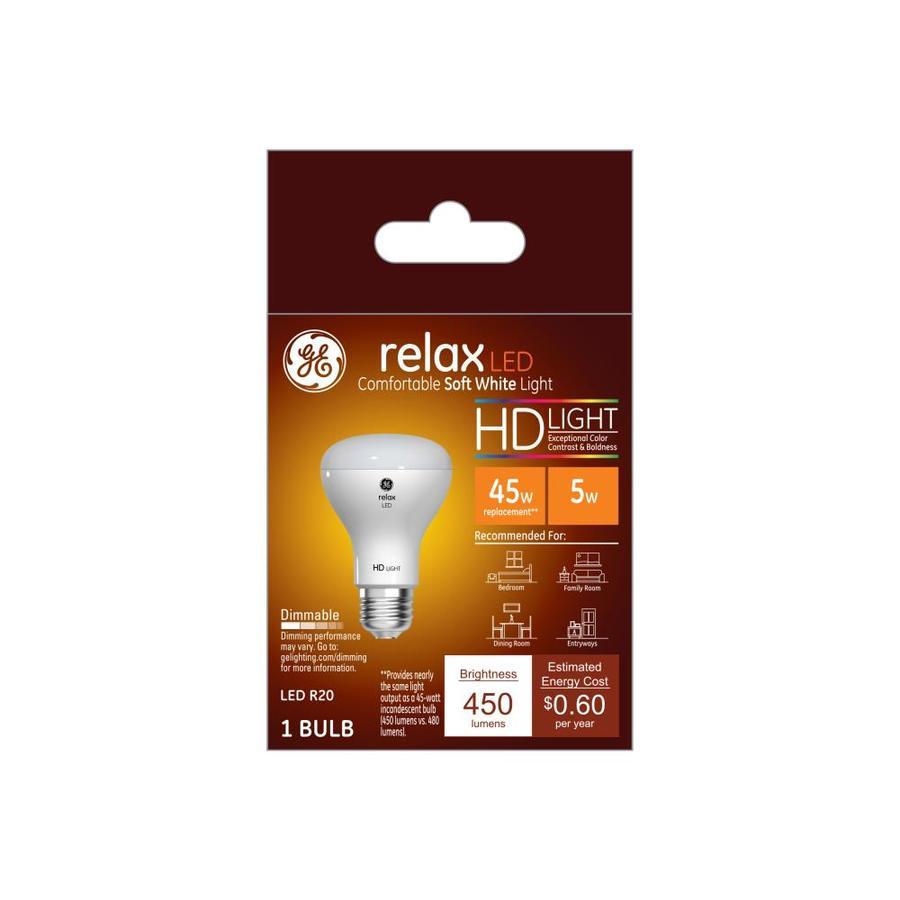 R20 Led Dimmable Flood Light Bulbs