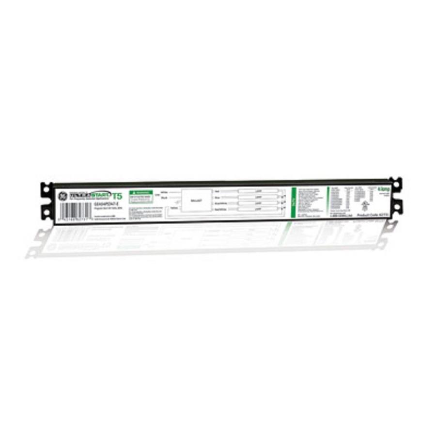 GE UltraStart 4-Bulb Residential/Commercial Electronic