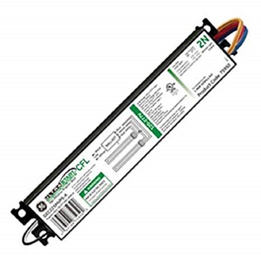 GE UltraStart 2-Bulb Residential/Commercial Magnetic
