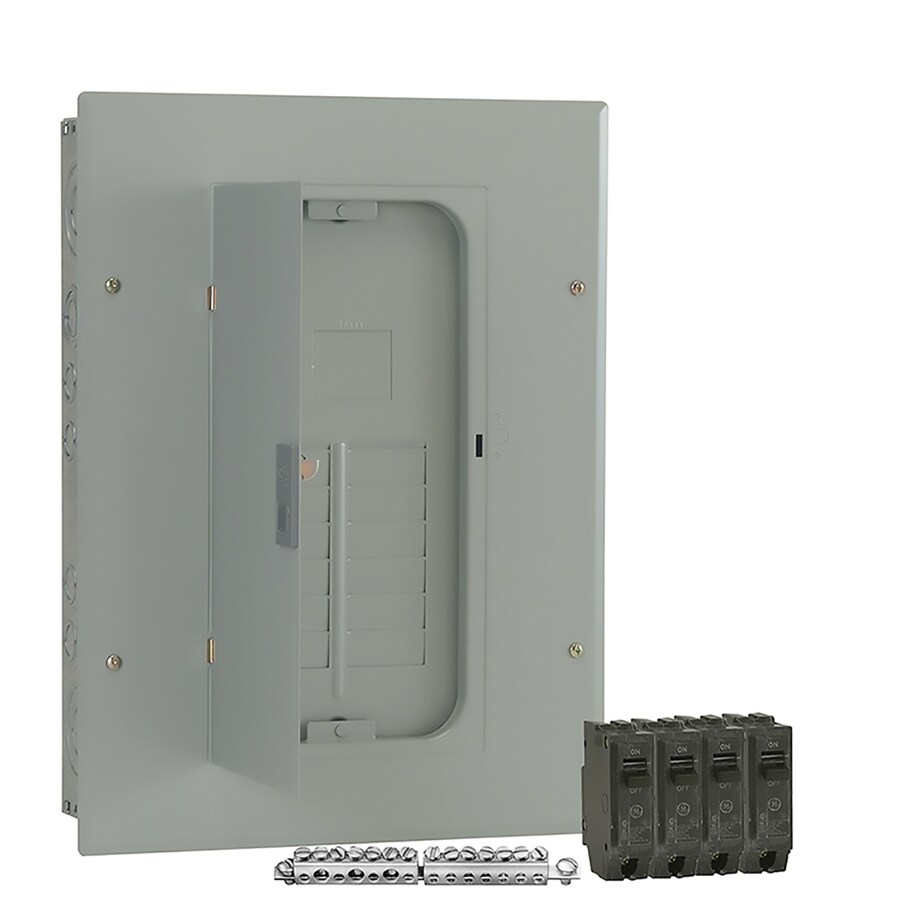 medium resolution of ge powermark gold 12 circuit 100 amp main breaker load center value pack