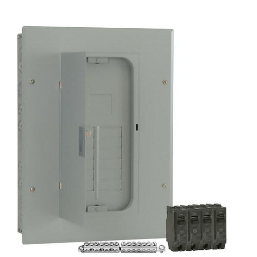 small resolution of ge powermark gold 12 circuit 100 amp main breaker load center value pack