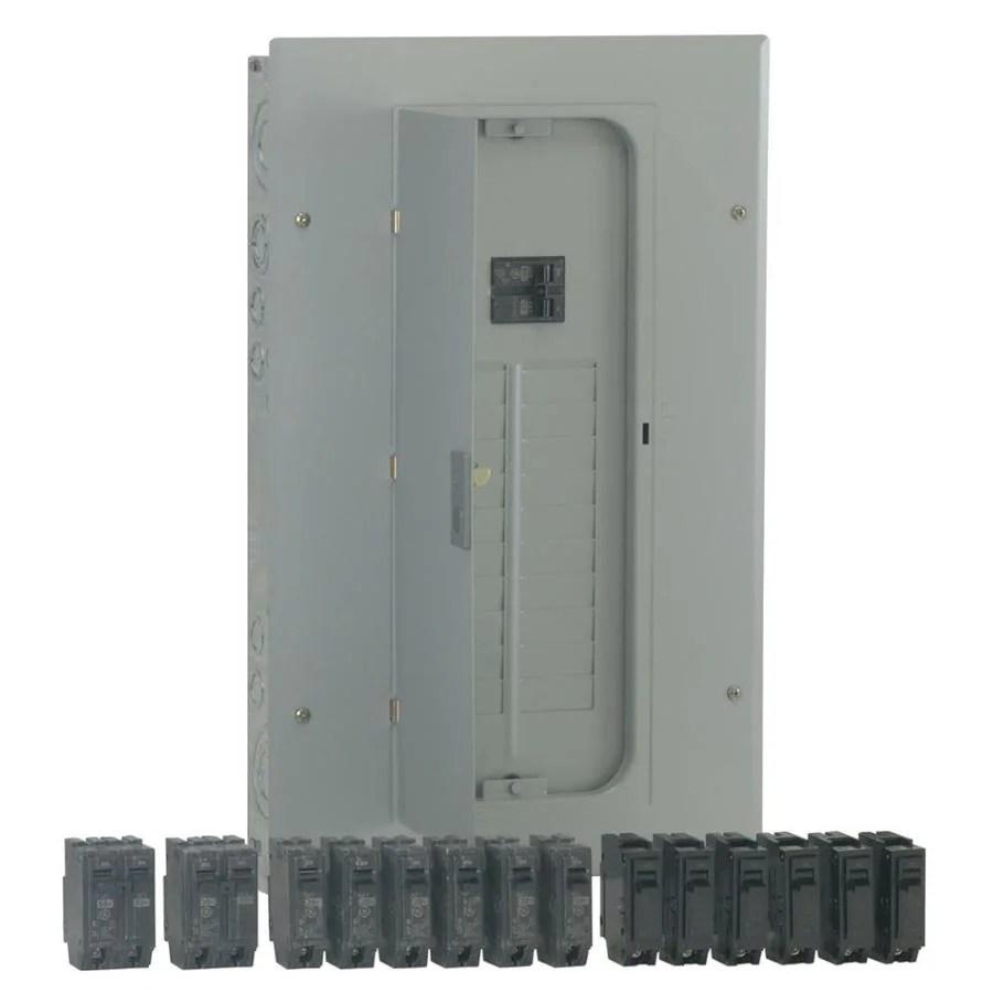 medium resolution of ge 20 circuit 20 space 100 amp main breaker load center value