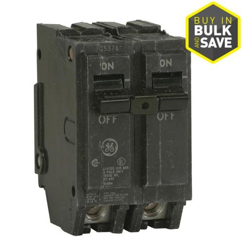small resolution of ge q line thql 100 amp 2 pole standard trip circuit breaker
