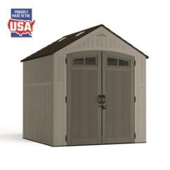 Shed Consumer Unit Wiring Diagram Lovely 2002 Toyota Corolla Belt Vinyl Resin Storage Sheds At Lowes Com Craftsman Common 7 Ft X Actual Interior Dimensions