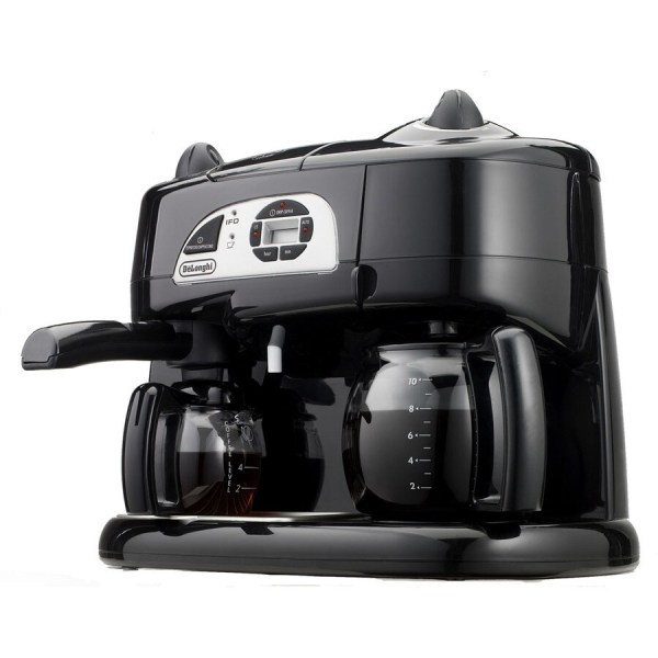 De'longhi Black Die-cast Fully Automatic Espresso Machine