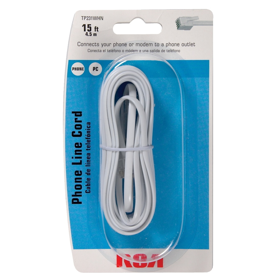 hight resolution of rca rj11 telephone cable