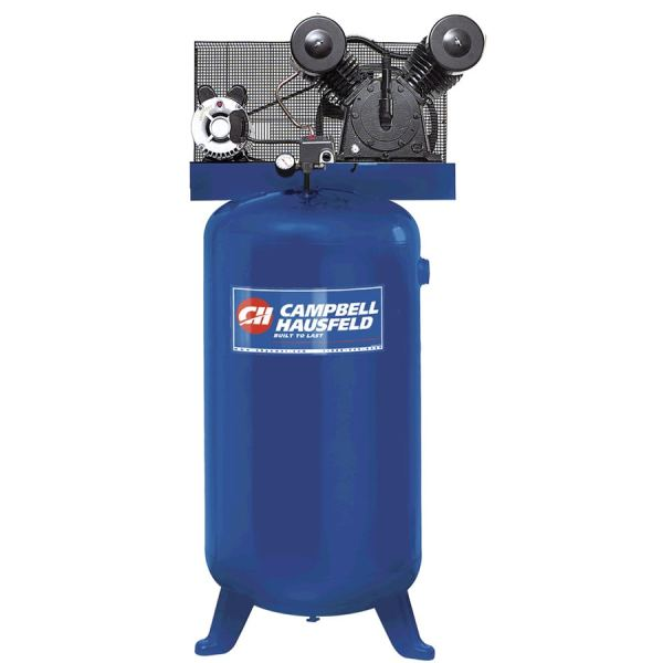 Campbell Hausfeld 80-gallon 140-psi Electric Vertical Air