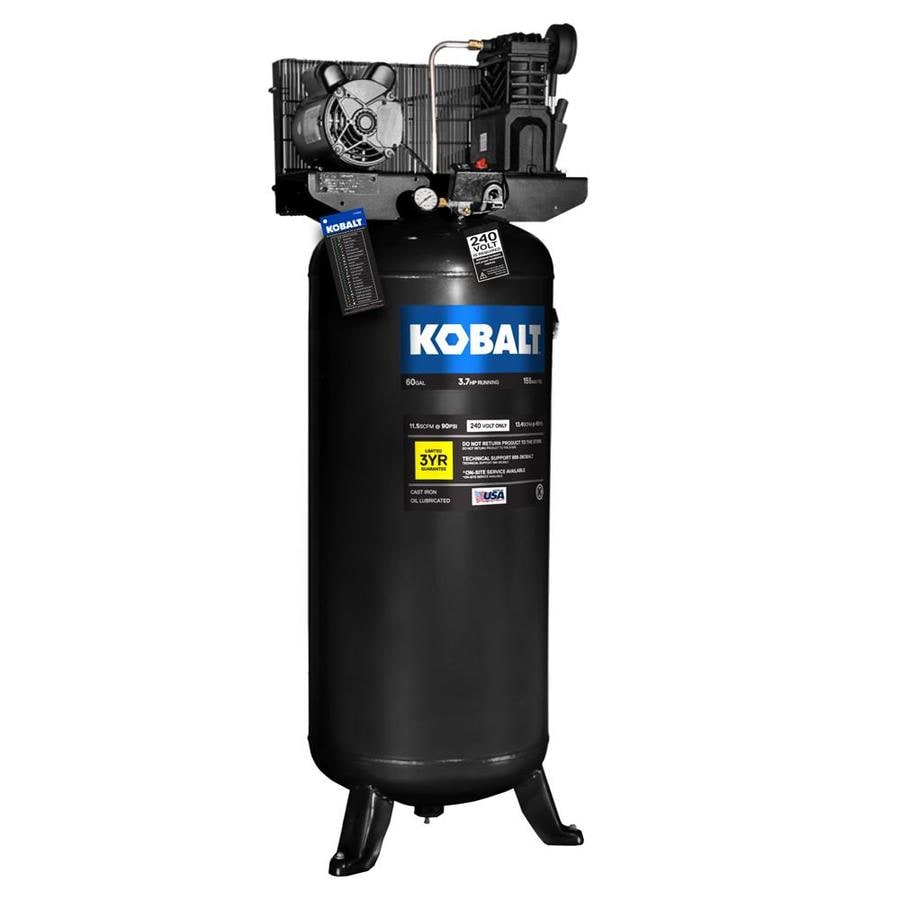 Cobalt 60 Gallon Air Compressor