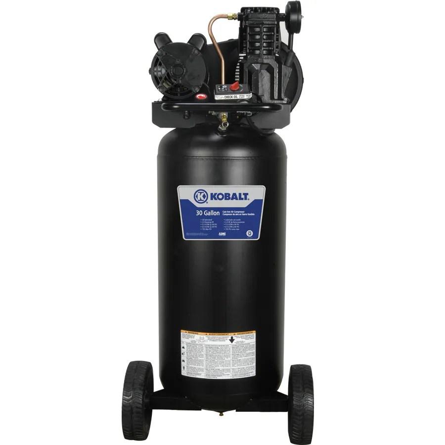 Husky 30 Gallon 175 Psi Air Compressor Review