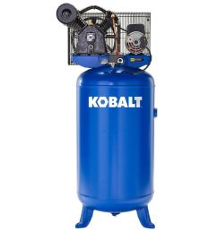 kobalt 80 gallon electric vertical air compressor at lowes com campbell compressor wiring diagram lowe s [ 900 x 900 Pixel ]
