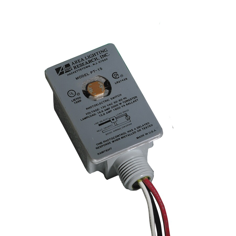 medium resolution of utilitech alr fixed base photocell