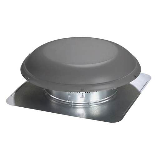 small resolution of air vent high efficiencypower attic fan 1470 cfm weatherwood galvanized steel electric power roof vent