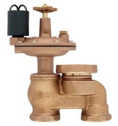 orbit 3 4 in brass electric anti siphon irrigation valve [ 900 x 900 Pixel ]