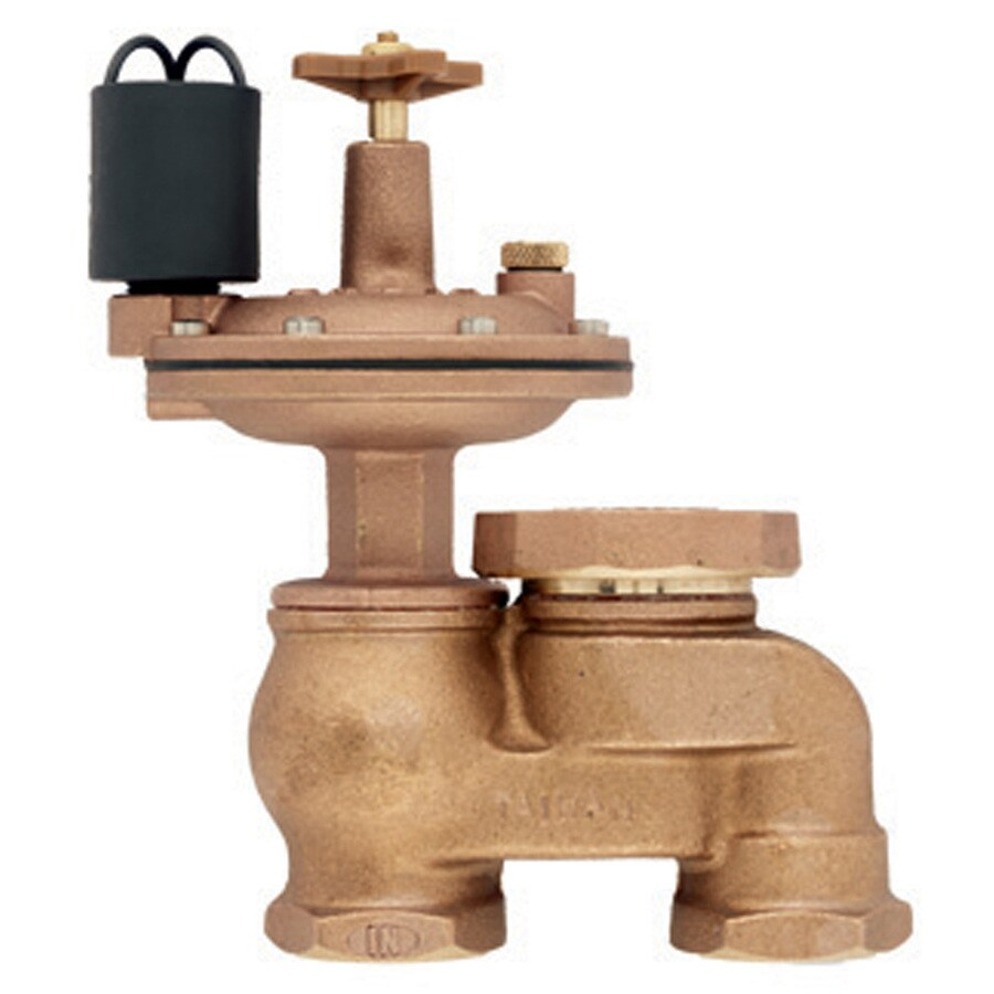 hight resolution of orbit 3 4 in brass electric anti siphon irrigation valve