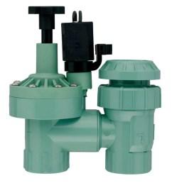 orbit 3 4 in plastic electric anti siphon irrigation valve [ 900 x 900 Pixel ]