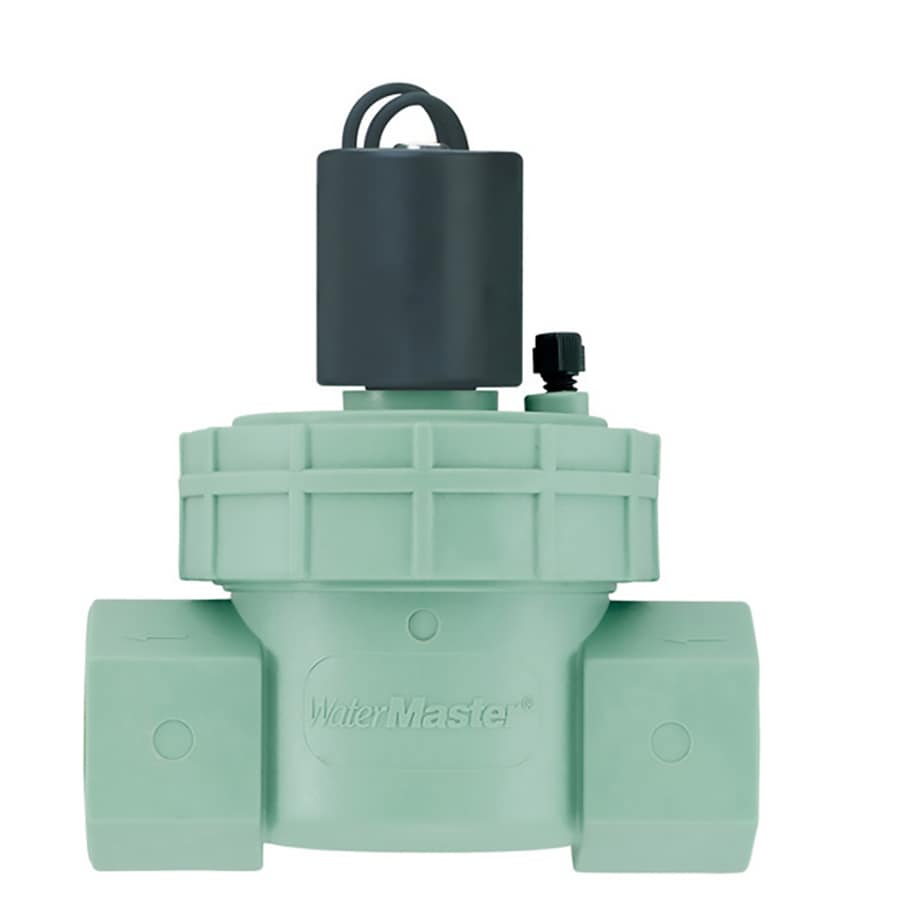 medium resolution of orbit 1 in plastic electric inline irrigation valve