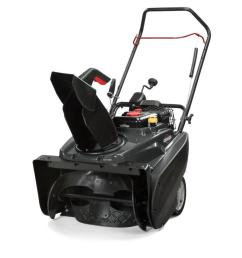 briggs stratton 1022er 22 in single stage gas snow blower [ 900 x 900 Pixel ]