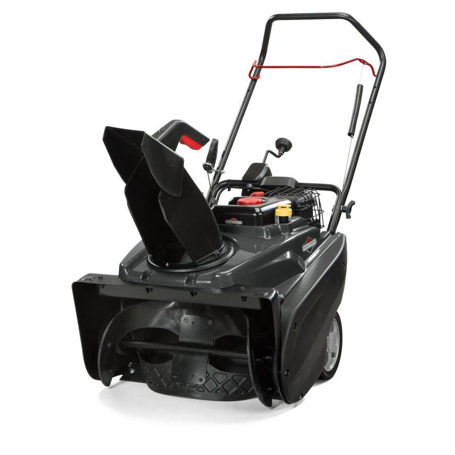 medium resolution of briggs stratton 1022er 22 in single stage gas snow blower