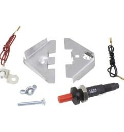char broil piezo ignition kit [ 900 x 900 Pixel ]