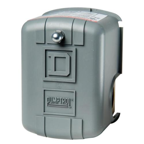 small resolution of square d 40 60 psi plastic exterior pressure switch