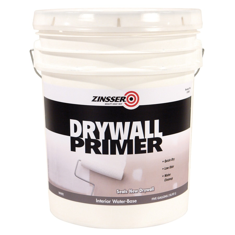 Zinsser Drywall Interior Pva Waterbased Wall and Ceiling