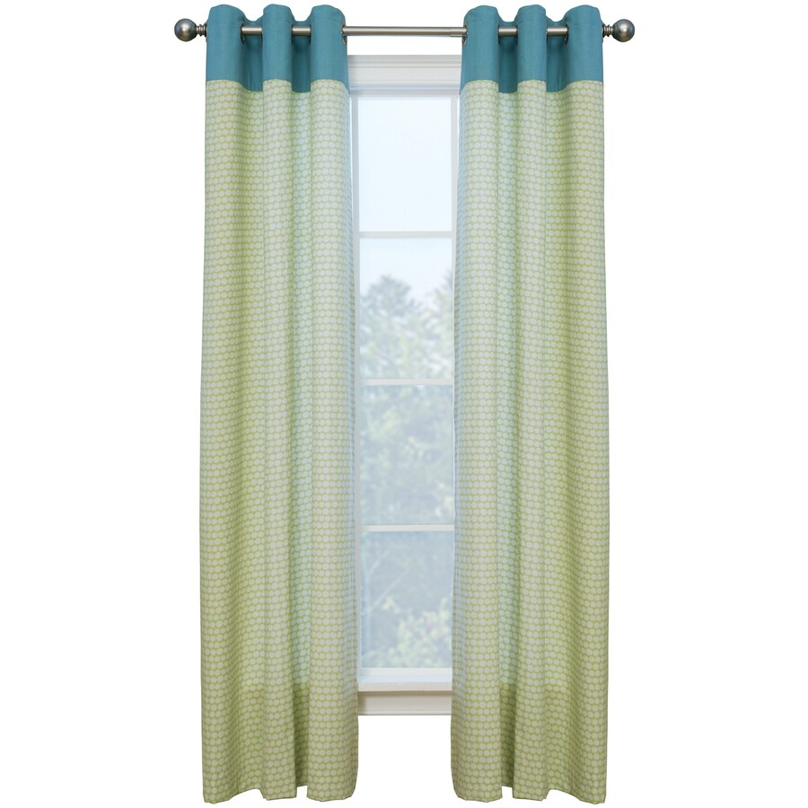 Style Industrial Curtains Grommet