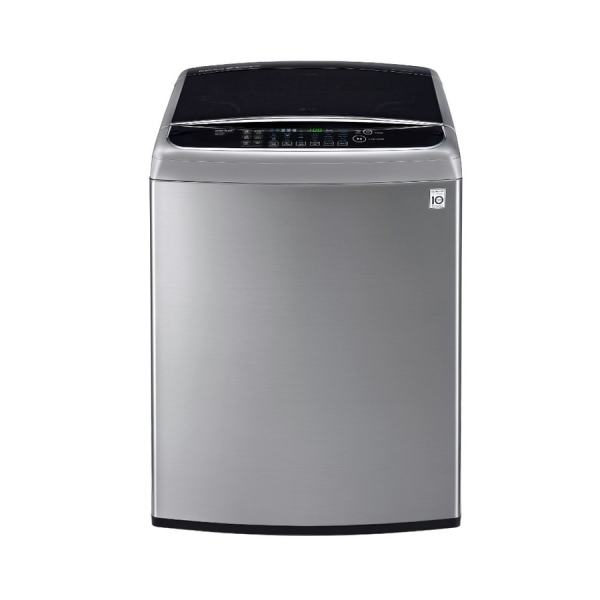 Lg 4.9-cu Ft High-efficiency Top-load Washer Graphite Steel Energy Star