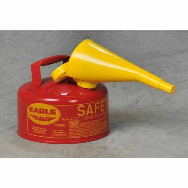 Eagle 1-gallon Metal Gasoline