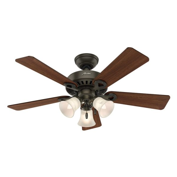 Hunter Ceiling Fans with Light Kits