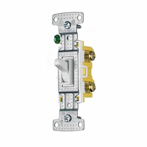 small resolution of hubbell 15 amp single pole white framed toggle light switch at lowes com hubbell occupancy sensor wiring diagram hubbell light switch wiring diagram