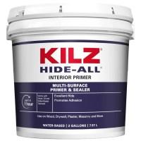 Shop KILZ Hide-All Interior Multi-purpose Water-based Wall ...