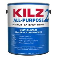 Shop KILZ 2 Interior/Exterior Multi-purpose Water-based ...