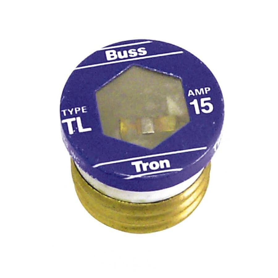 medium resolution of cooper bussmann 3 pack 15 amp time delay plug fuse