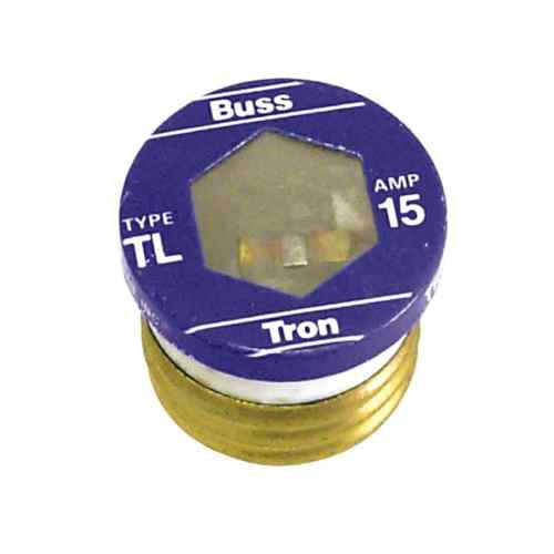 small resolution of cooper bussmann 3 pack 15 amp time delay plug fuse