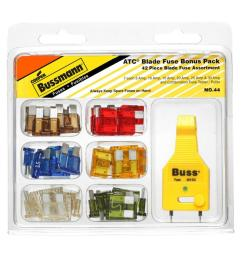 cooper bussmann 43 pack 30 amp fast acting auto fuse [ 900 x 900 Pixel ]