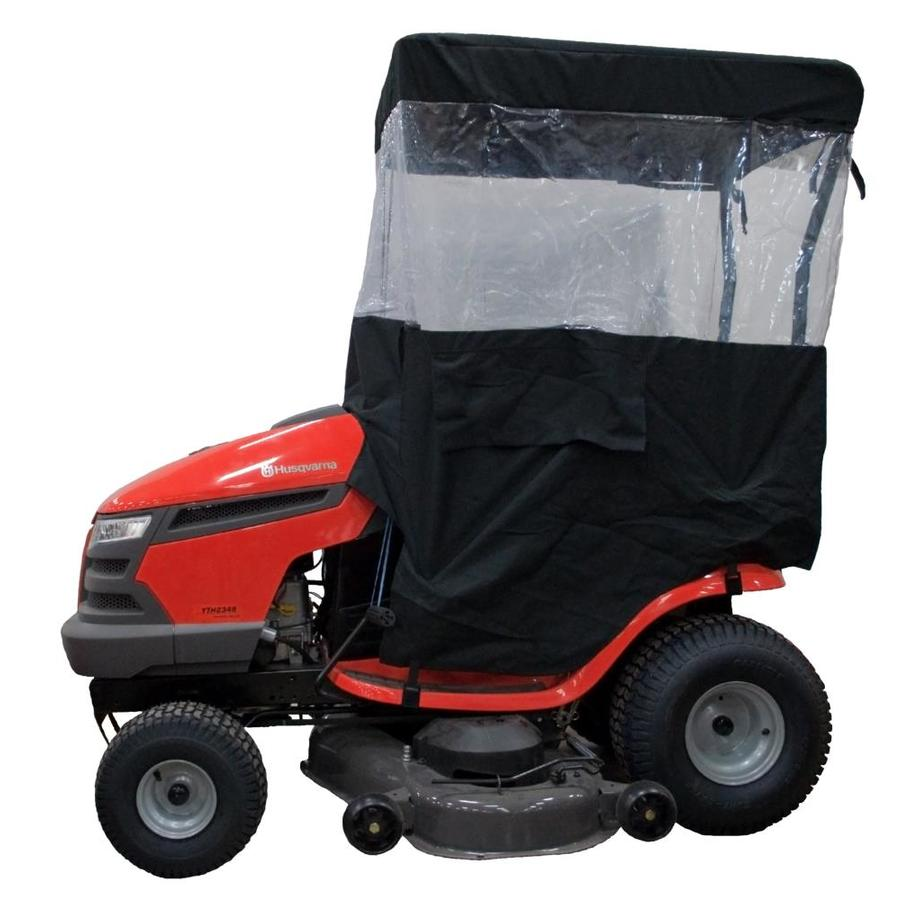 medium resolution of husqvarna lawn tractor snow cab