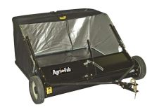 Shop PreciseFit 42-in Tow-Behind Lawn Sweeper at Lowes.com