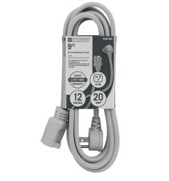 utilitech 9 ft 12 3 20 amp general extension cord [ 900 x 900 Pixel ]