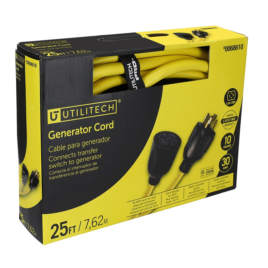 30 Amp 220v Extension Cord