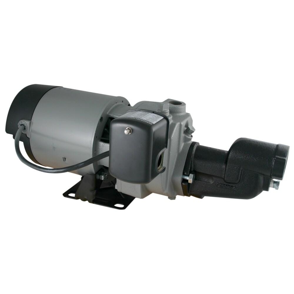 medium resolution of star water systems 1 5 hp cast iron shallow well jet pump