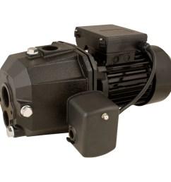 utilitech 0 5 hp cast iron deep well jet pump [ 900 x 900 Pixel ]