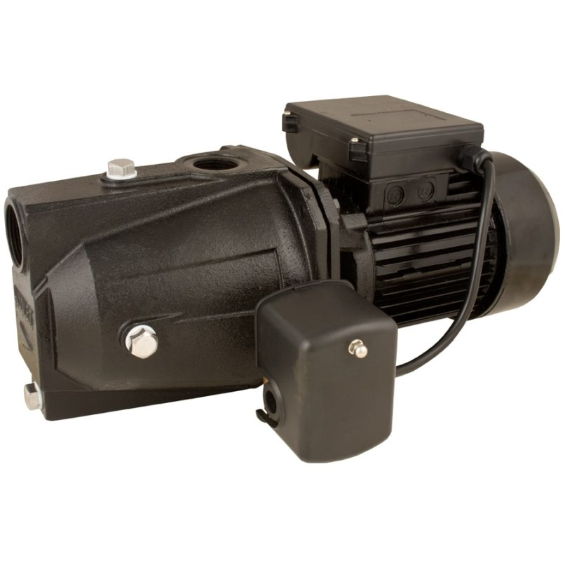 Utilitech 0 5 Hp Cast Iron Shallow Well Jet Pump